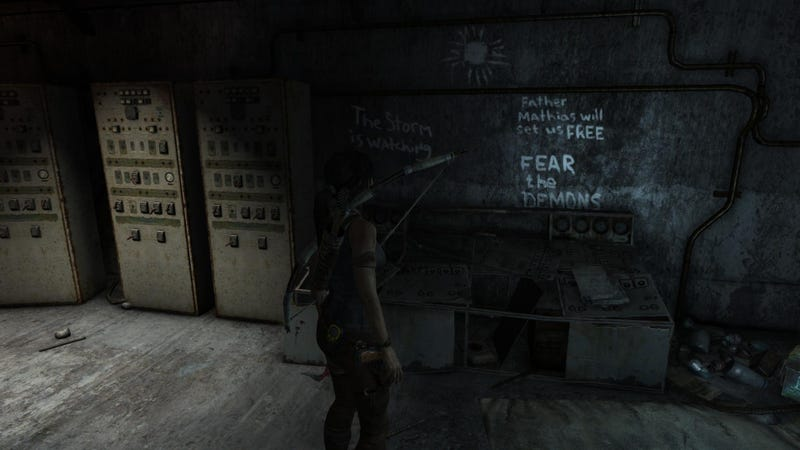 Cool It With The Dumb Video-Game Graffiti