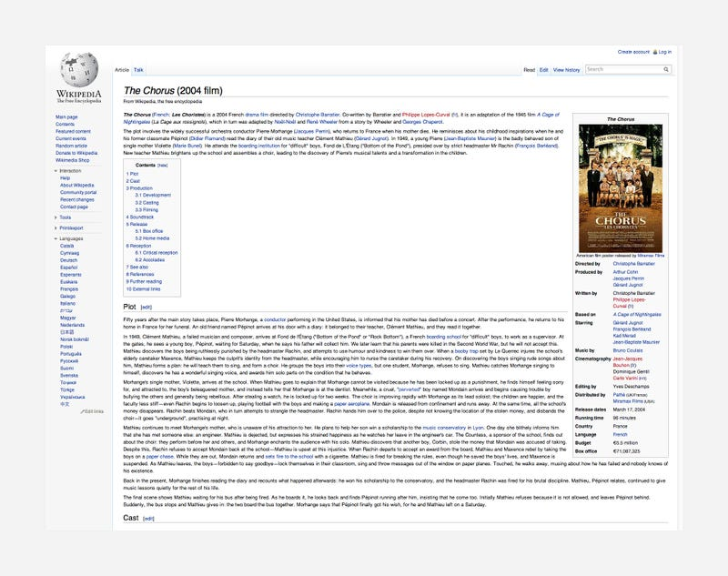 How to Make a More Readable Wikipedia