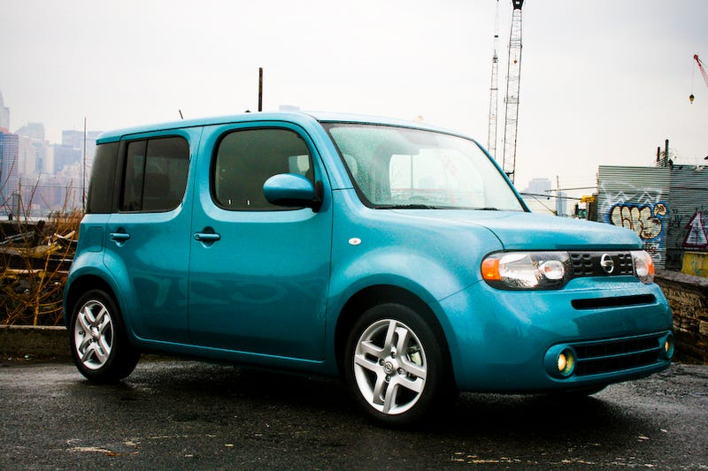2009 Nissan Cube: First Drive