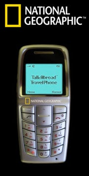National Geographic Travel Phone: Cheap Phone, Roving Number