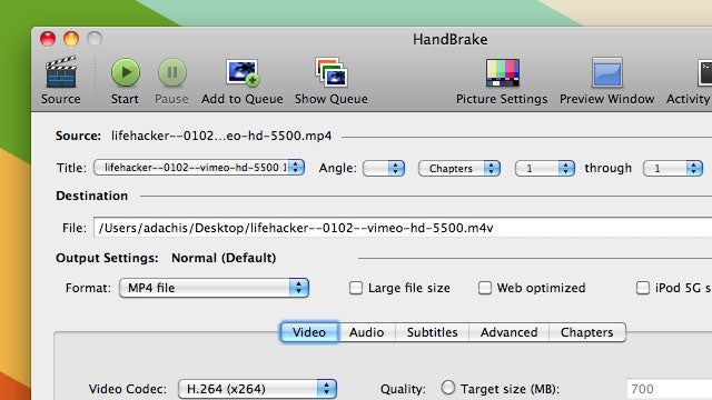Most Popular DVD Ripping Tool: Handbrake