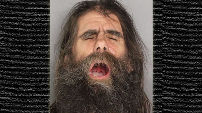 This Man Was Arrested For Throwing A Spear At A Car