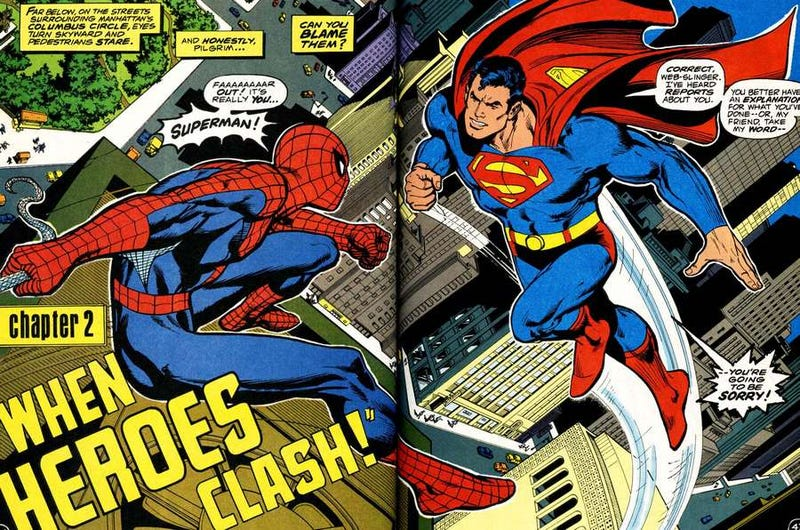 Comic Book Counterfactual: What If Marvel Had Bought DC In 1984?