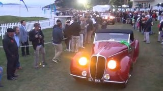 Dawn Patrol at the Pebble Beach Concours, a West Coast In-Your-Dreams Cruise