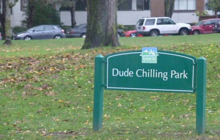 "Vancouver Moves Closer to Officially Naming a ""Dude Chilling Park"""