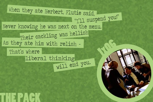Each episode of Buffy, recapped as a limerick
