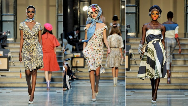 Vivienne Westwood, for the Demented Fifties Housewife on Acid in You