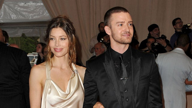 Jessica Biel Is Finally Sporting An Engagement Ring From Justin Timberlake