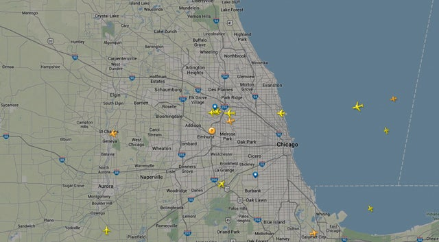 A Fire In Air Traffic Control Is Totally Screwing All Chicago Flights