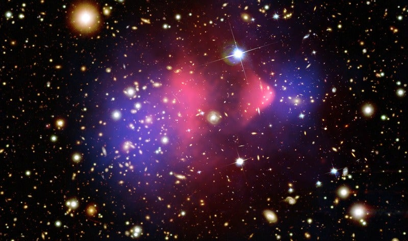 Mysterious Dark Matter Remains Maddeningly Elusive