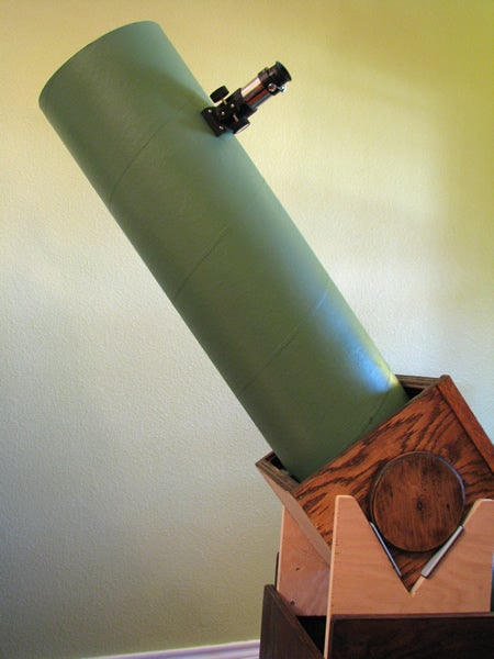 Some Guy Made This Telescope For His Wife