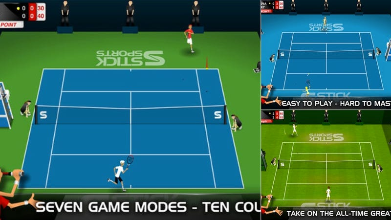 TV Guide, Stick Tennis, and More