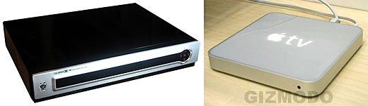 Apples and Oranges Hands-On: Apple TV vs. TiVo Series3 HD