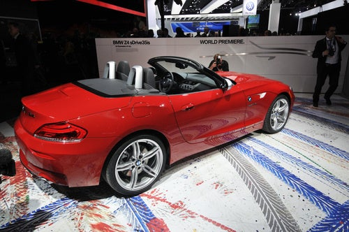 The BMW Z4 sDrive 35iS: Are You My M-ommy?