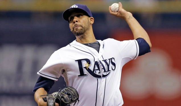 Detroit Tigers Land David Price In Three-Team Trade