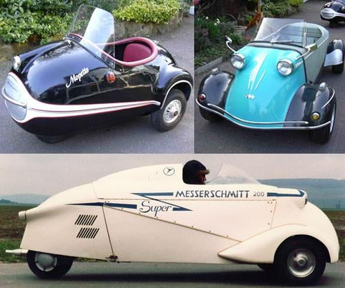 So You Want to Buy A Messerschmitt