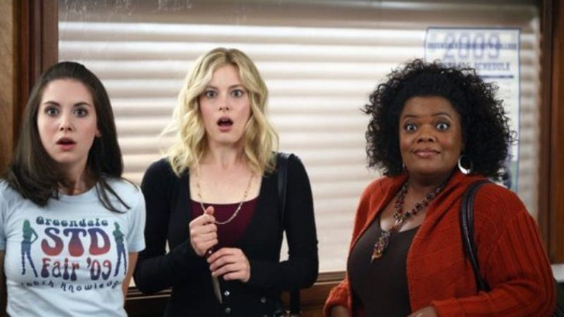 The Lovable Ladies of Community on Slut-Shaming, Stereotypes and Women in the Driver's Seat