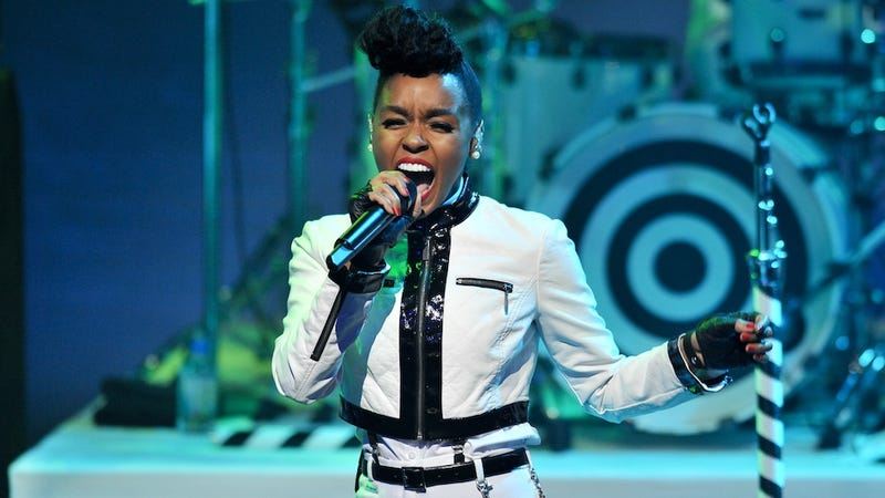 Janelle Monáe Covering David Bowie Will Get You Over the Weekday Hump