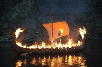 Time To Give Outlander A Fiery Viking Funeral?