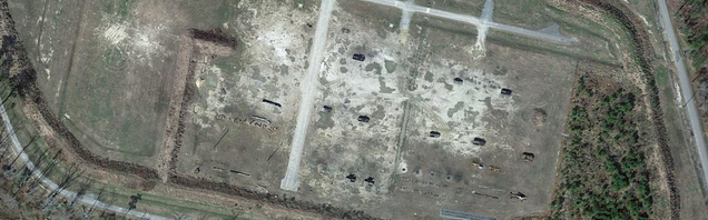 This Is Reportedly The CIA's Shadowy Car Bomb Facility In North Carolina