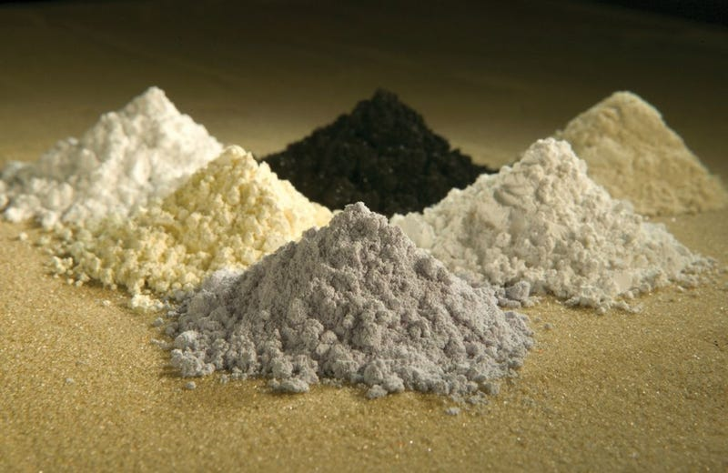 Why Are We So Bad at Recycling Rare Metals From Technology?