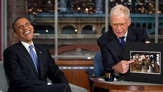 Man, Myth, Legend: David Letterman and the End of a Late Night Era
