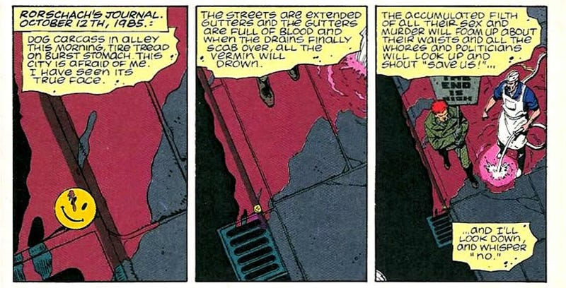Why Is Watchmen So Important?