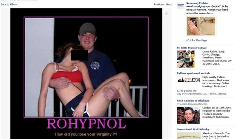 Facebook Didn't Actually Ban Rape Jokes
