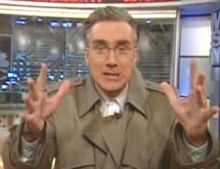 Keith Olbermann Loves Our Commenters