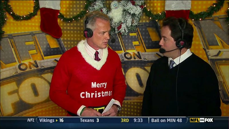 Daryl Johnston Is Wearing This Right Now