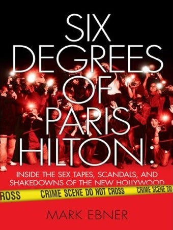 Paris Hilton Is Basically a Racist Porn Star, Says New Book