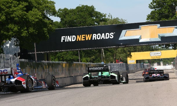 Rennsport Weekend Review (6/1/14) - Tracks Falling Apart Edition