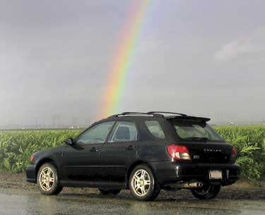 from Phillip why do gays buy subarus