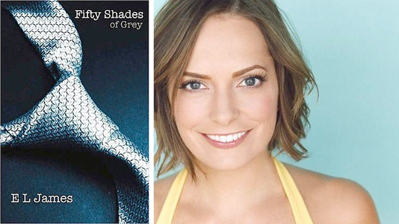 Meet Actress Becca Battoe, the Voice Behind the 50 Shades of Grey Audiobook