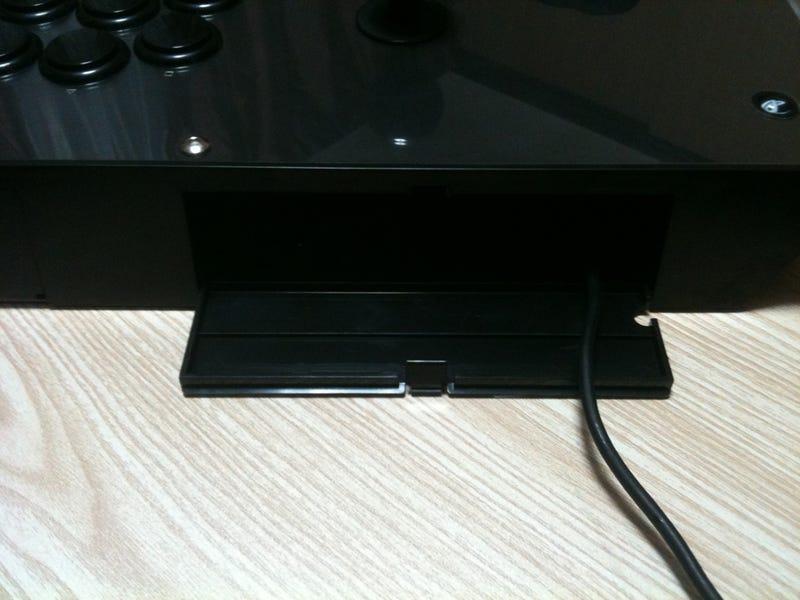 The Hori Fighting Edge is a Beast of a Stick
