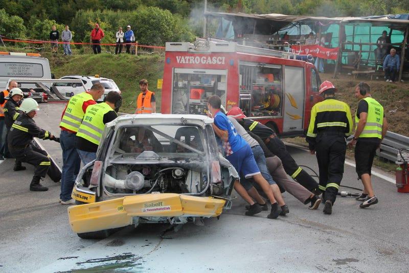 RIP Renault 5 Maxi Turbo