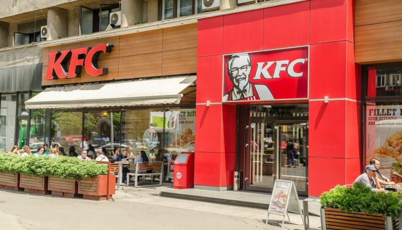 KFC Serves Customer a Deep-Fried Blue Towel