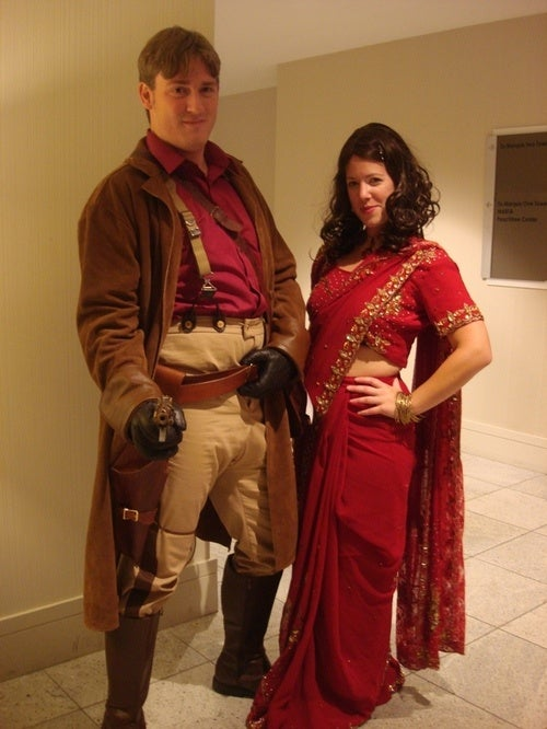 The most epic and eclectic costumes from Dragon*Con 2010!