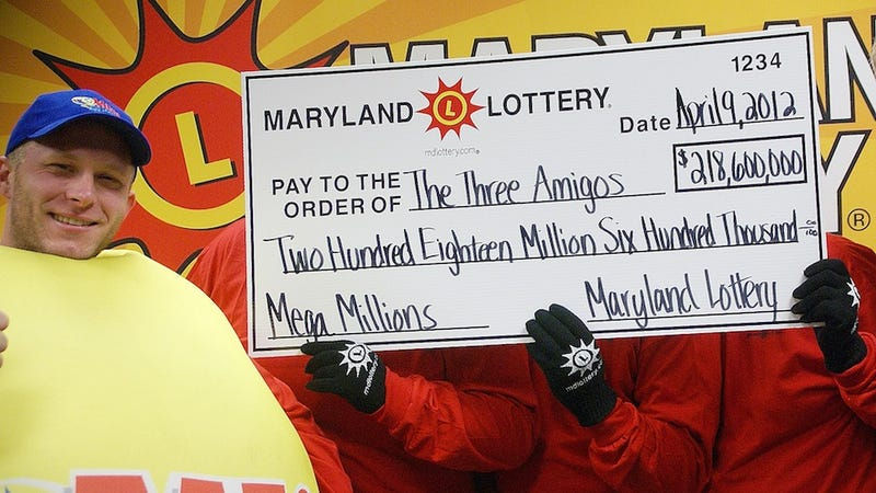 'Three Amigos,' Trio of Public School Employees, Anonymously Claim Maryland's Mega Millions