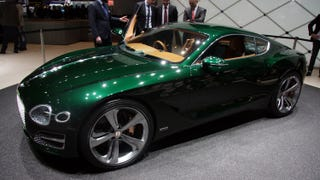 Bentley Could Make The EXP 10