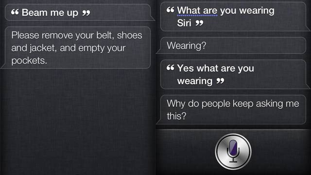 Apple Purposely Gave Siri Some Attitude