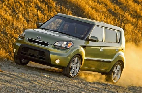 2010 Kia Soul For The US Market Revealed