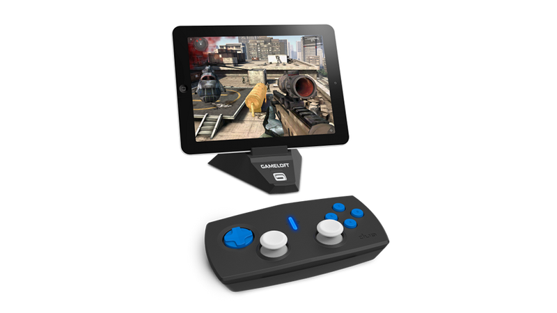 Gameloft's New iOS Wireless Controller Is a Portable iCade
