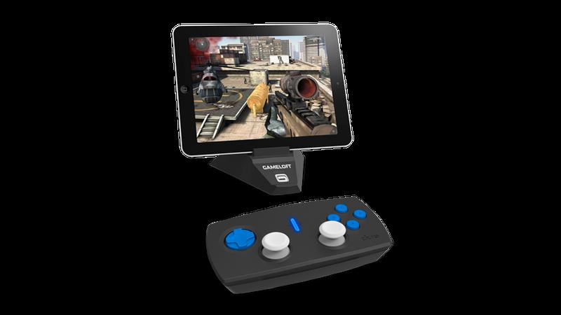 Gameloft's New iOS Wireless Controller Is a Portable iCade