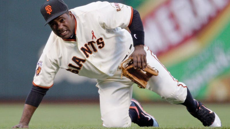 Terrible Defensive Shortstop Miguel Tejada Is Angry At San Francisco Media For Writing About His Terrible Defense