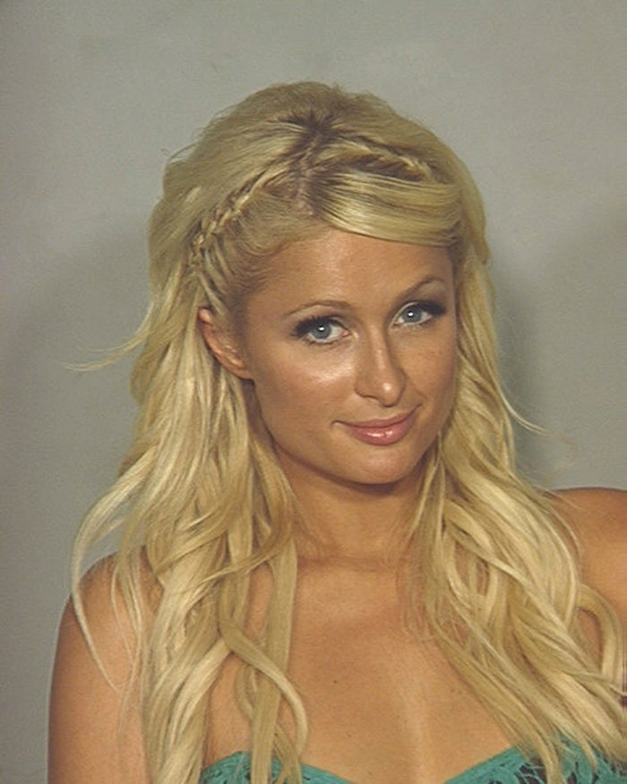 Paris Hilton's New Mug Shot Is Her Best Mug Shot Yet