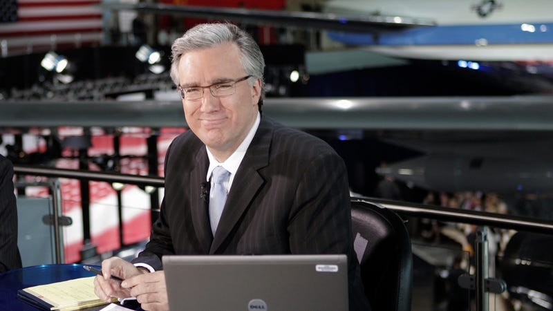 Keith Olbermann Fired from Current TV, Replaced by Eliot Spitzer