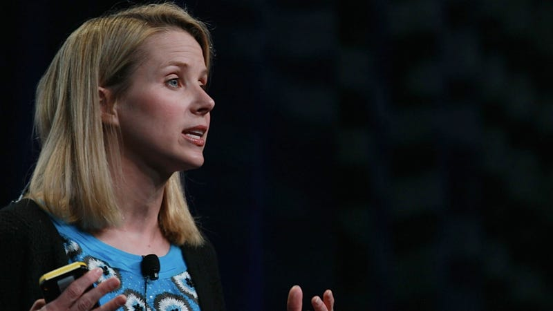 Marissa Mayer Can Buy 100 Million Things From the Dollar Store Thanks to Her New Yahoo Contract
