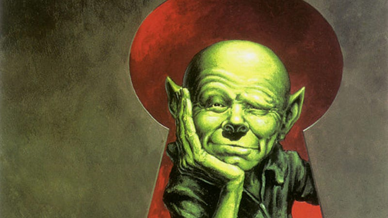 Why Frank Kelly Freas was possibly the greatest science fiction artist who ever lived