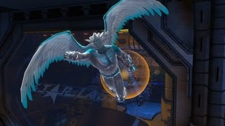 Some Super Screen Shots of DC Universe Online